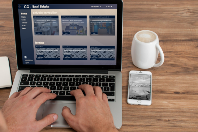 Codeguides: CG – Real Estate, die neue Immobiliensoftware